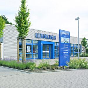 Unser Druckzentrum in Schwerte Westhofen